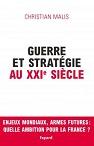 Guerre et stratégie  21 siècle